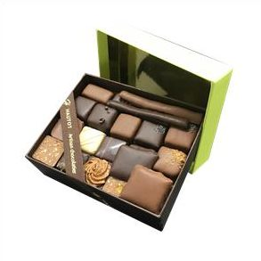 Écrins de Chocolats – Sans alcool