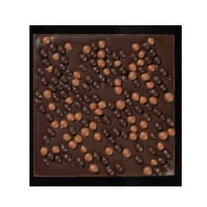 Carré Gourmand – Crispies – Noir