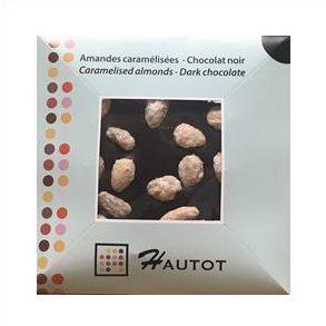 Carré Gourmand – Amandes Caramélisées – Noir