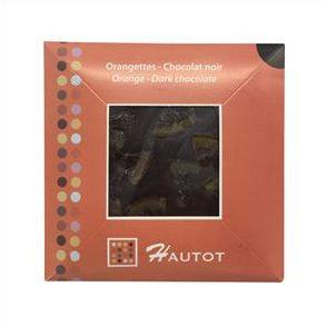 Carré Gourmand – Oranges confites – Noir