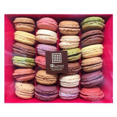 Coffret de 24 Macarons