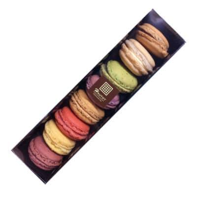 Coffret de 8 Macarons