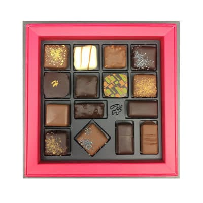 Coffret 15 chocolats